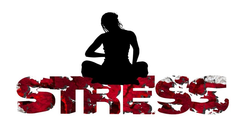 ストレスがうまく発散できない!その時、身体に起きている反応とは?